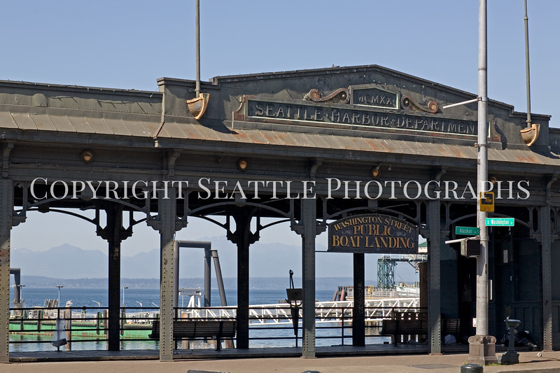 Seattle Waterfront Downtown 160