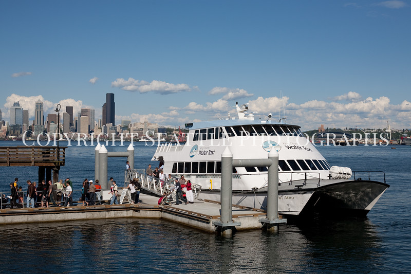 Seattle King County Water Taxi 101