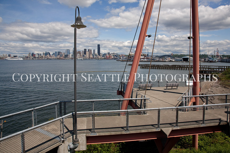 Seattle Waterfront from Jack Block Park 111
