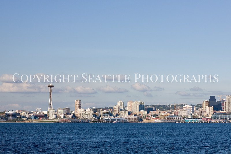 Seattle Waterfront from Alki Beach 126
