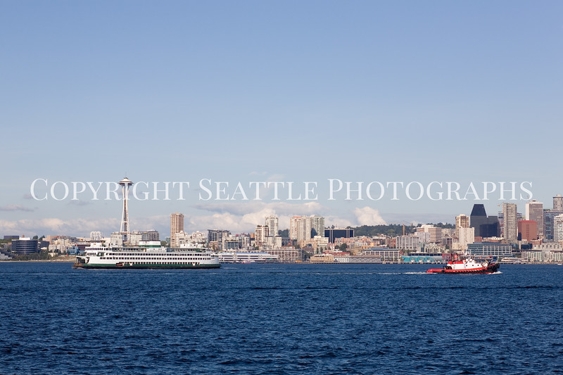 Seattle Waterfront from Alki Beach 115