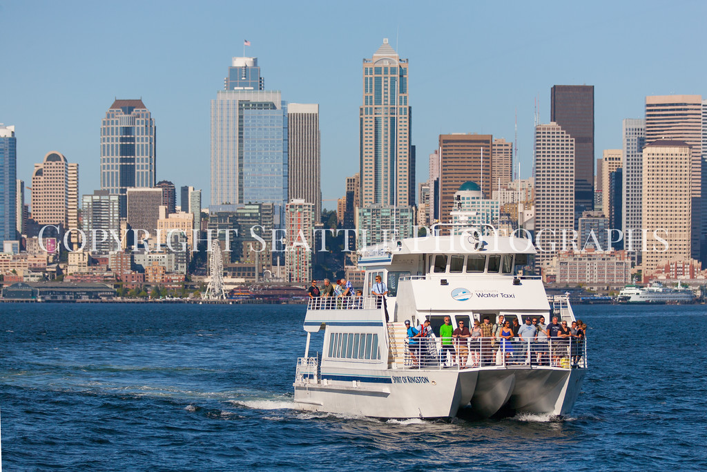 Seattle King County Water Taxi 120