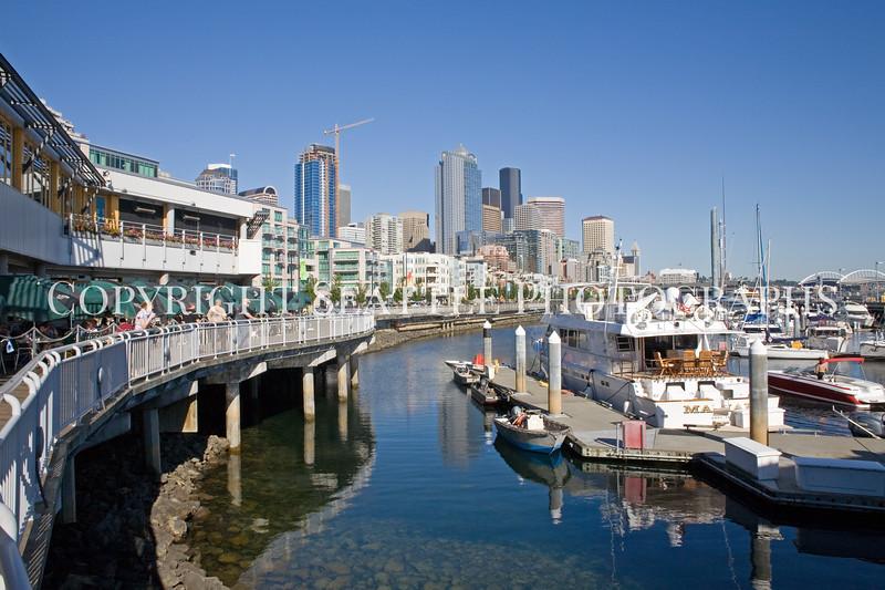 Seattle Waterfront Bell Street Pier 101