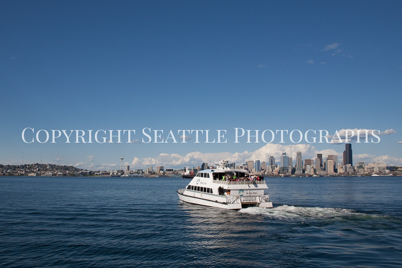 Seattle King County Water Taxi 104