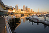 Seattle Waterfront Evening 101