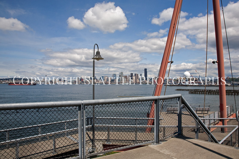 Seattle Waterfront from Jack Block Park 108