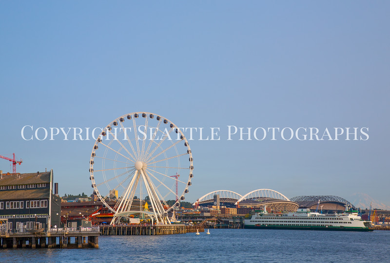 Seattle Waterfront Downtown 202