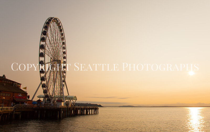 Seattle Waterfront Downtown 209