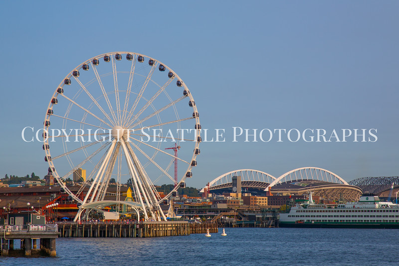 Seattle Waterfront Downtown 201