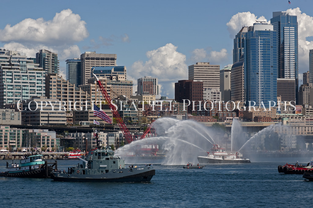Seattle Fireboat 102