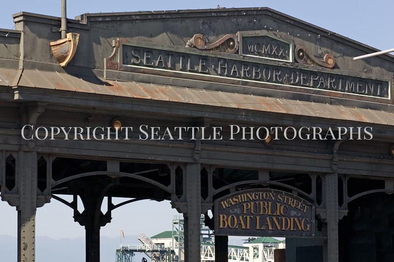 Seattle Waterfront Downtown 161
