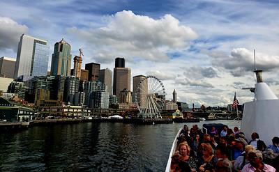 Argosy Waterfront Tour