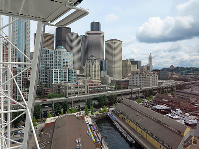 Great View from the Great Wheel
