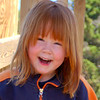 My niece at a playground in California