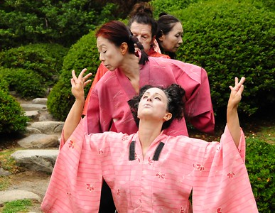 Japanese Garden - Butoh  8-2-18
