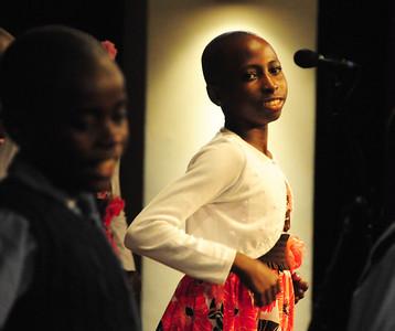 Langston Hughes - Ugandan Orphans Choir 3-26-11