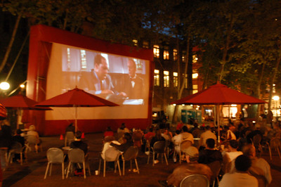 Occidental Park Grand Reopening 9-7-06