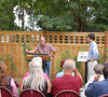 Garth Ferber introduces King County Councilmember Bob Ferguson.
