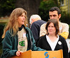 Honoring Ballard neighbors who have worked so hard on this park, including co-chairs David Folweiler and Rebecca Carr.