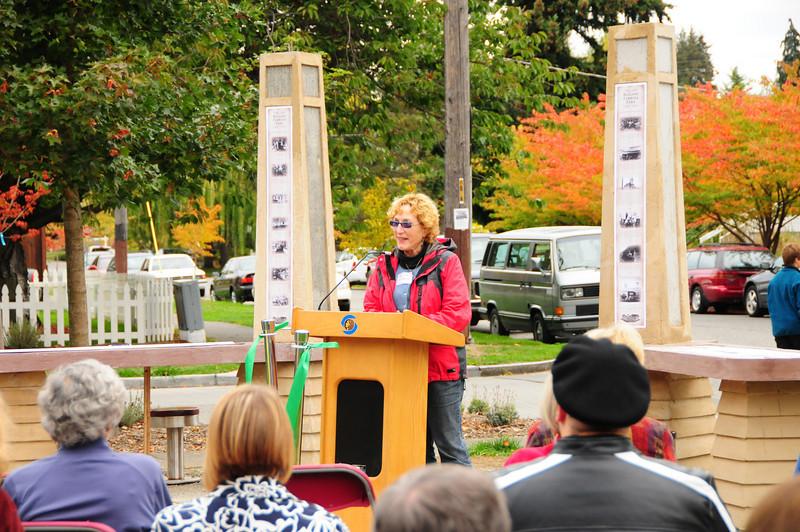 State Representative Mary Lou Dickerson