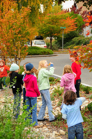 Ballard Corners Park, Grand Opening 10/10/09