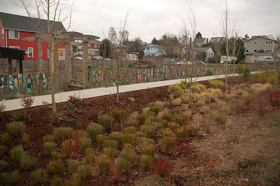 Southwest Seattle parks and open spaces