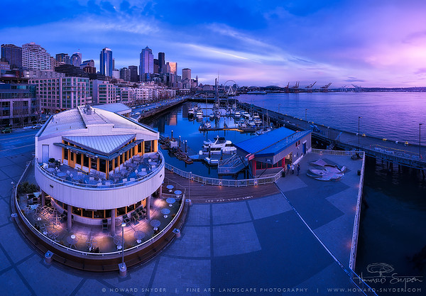 Pier 66 Sunset