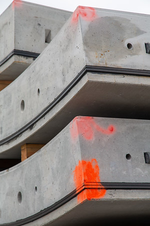 Precast tunnel segments