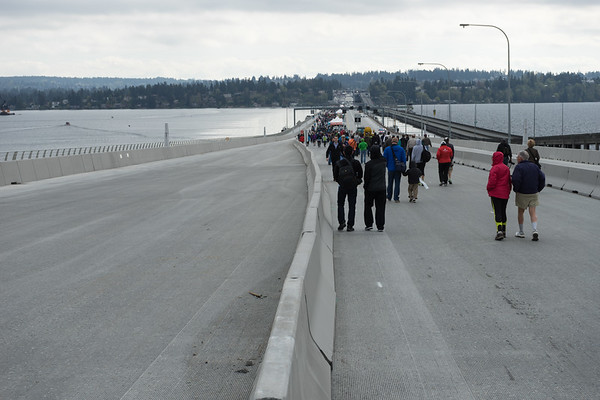 The Longest Floating Bridge in the World
