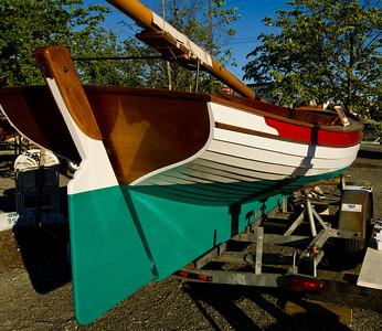 Seattle Wooden Boat Show