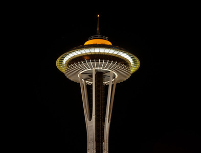 space-needle-night
