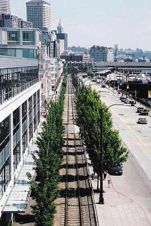 Downtown Seattle, 2004