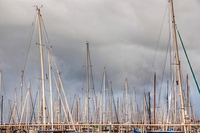 boat-masts