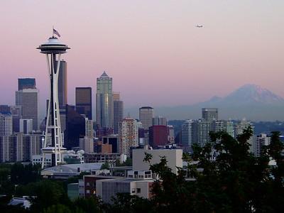 Tour of Seattle