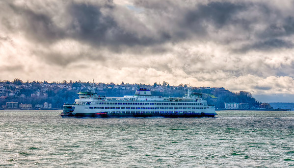 Seattle-ferry
