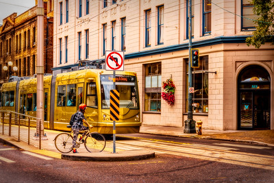 urban transportation, Seattle, Washington