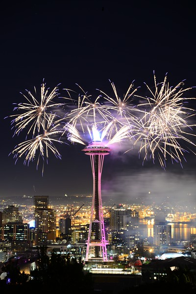 Seattle New Years