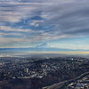 Mt. Rainier from Columbia Tower
