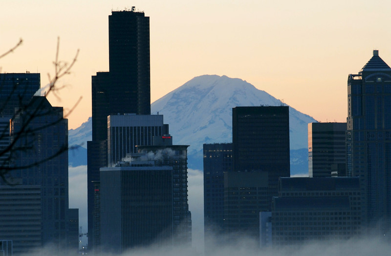 Seattle/Mt.Rainier