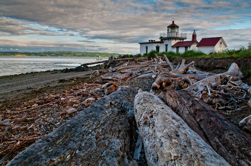 Discovery Park, Seattle