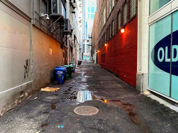 Corona Alley