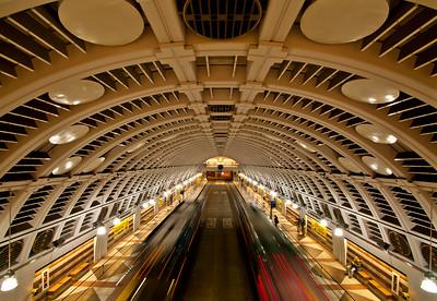 Pioneer Square Transit Station