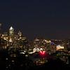 Seattle Skyline Lighting