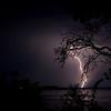 Lightning over Puget Sound
