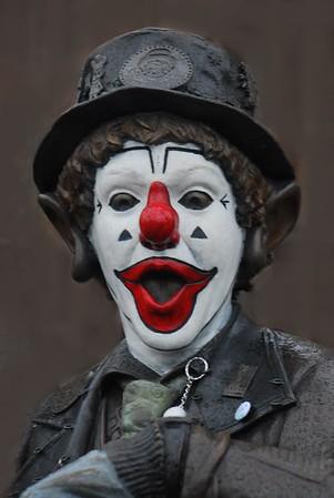 Street Clown