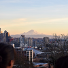 Mt. Rainier from Kerry Park