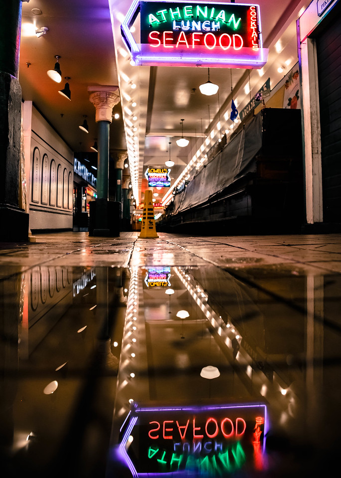 Pike Place After Hours