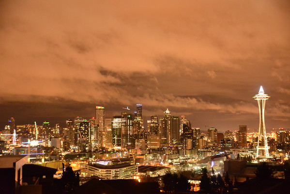 Another Seattle skyline.