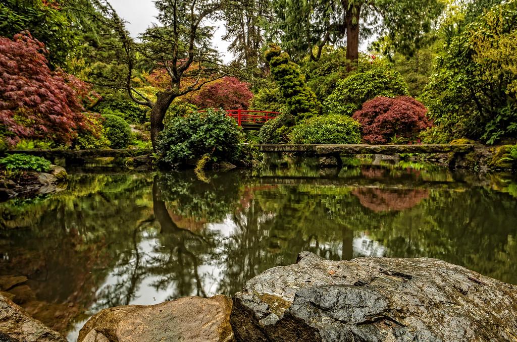 Kubota Garden, Seattle