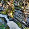 Falls on Van Trump Creek